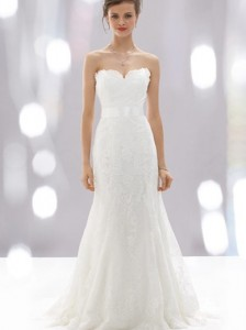 dreamy beach wedding dress BC083