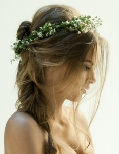 2012 Wedding Hair Accessories Trend