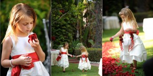 inexpensive flower girl dresses