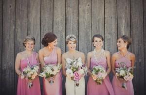 brides maiddress colors