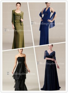 bride mother dresses