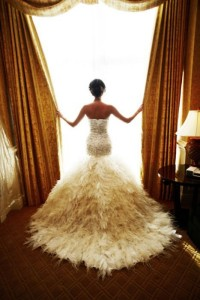 funky wedding dresses