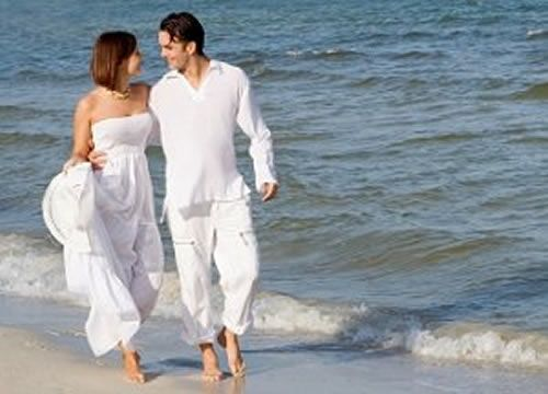 Choosing Beach Wedding Dresses For Summer Weddings