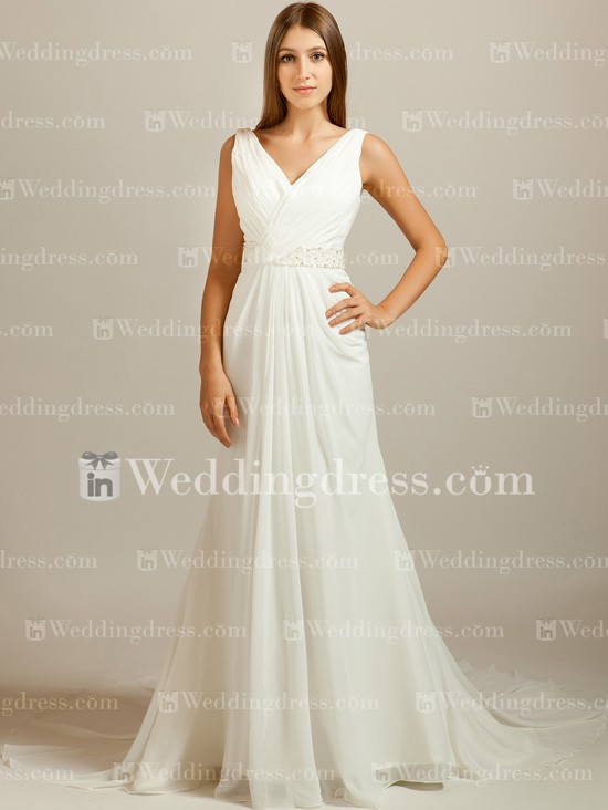Beach Wedding Dresses Style Bc446