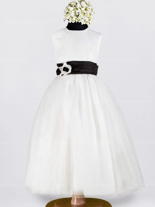 c15c06387 Casual Flower Girl Dresses, Discount Fl030