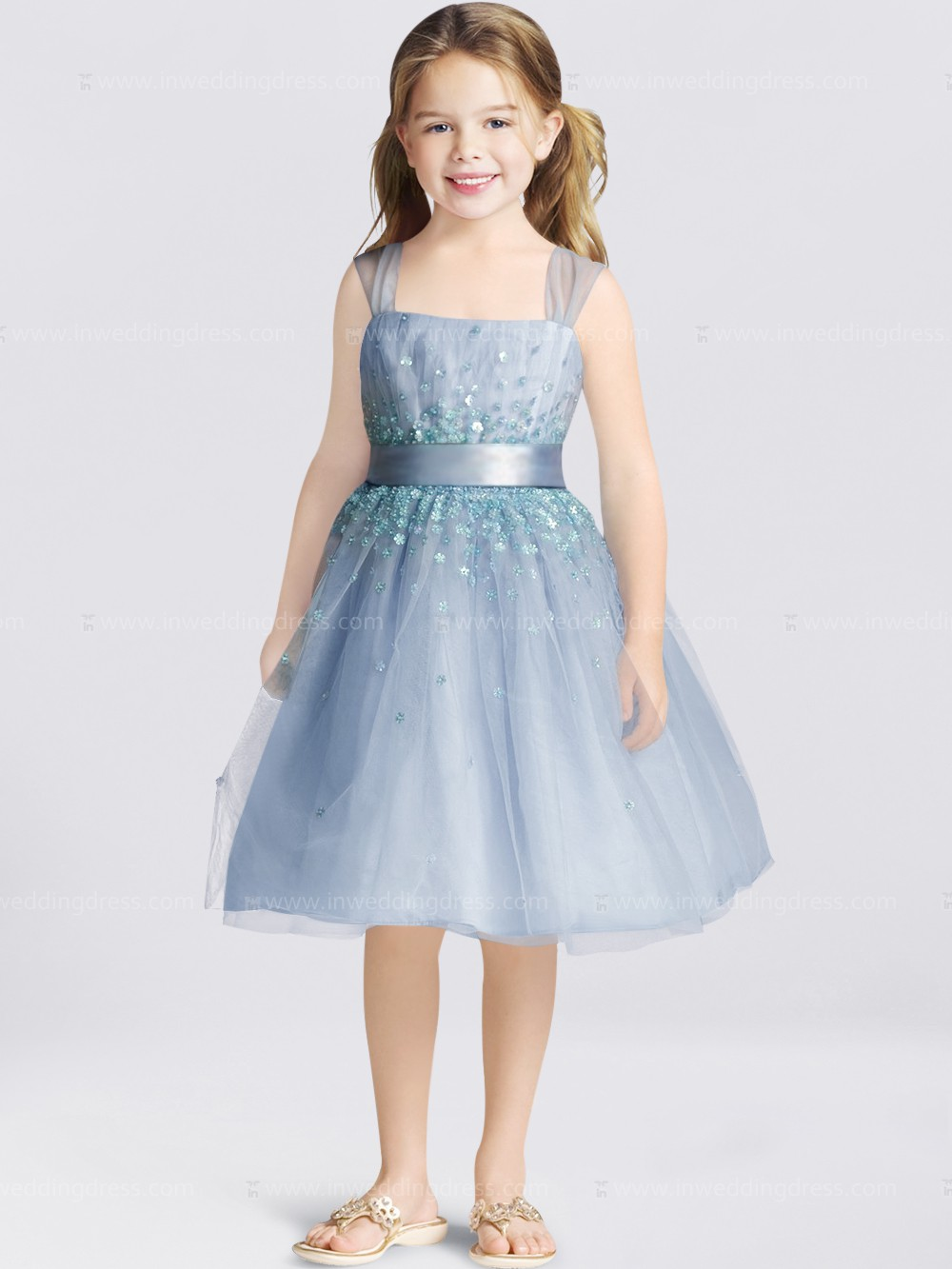 Discount Flower Girl Dresses FL094 | InWeddingDress