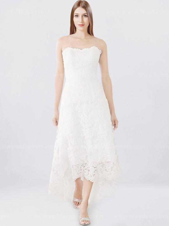 Summer Lace Wedding Dress Bc007 Inweddingdress