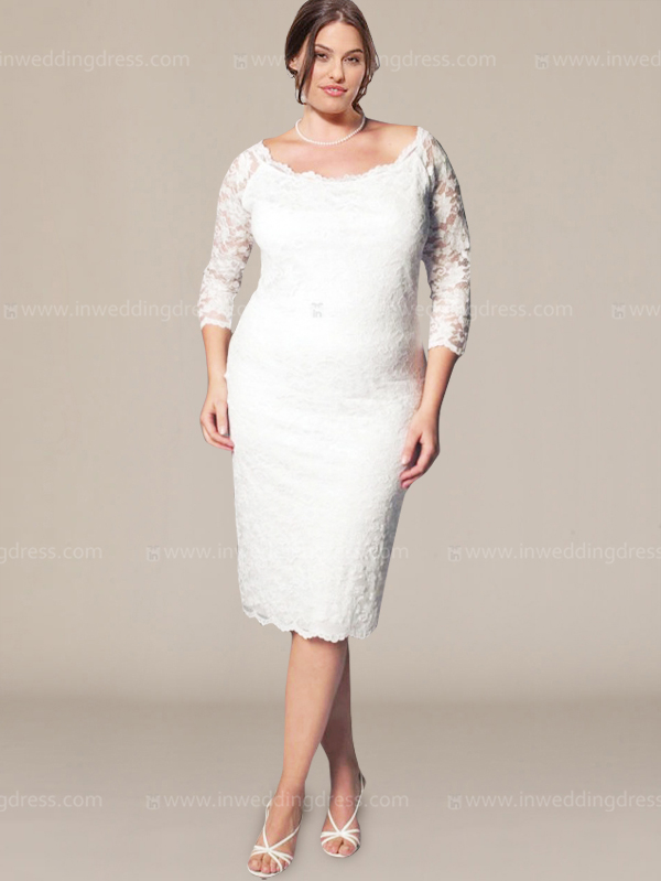 bf582dcd5c8 Discount Plus Size Wedding Dress