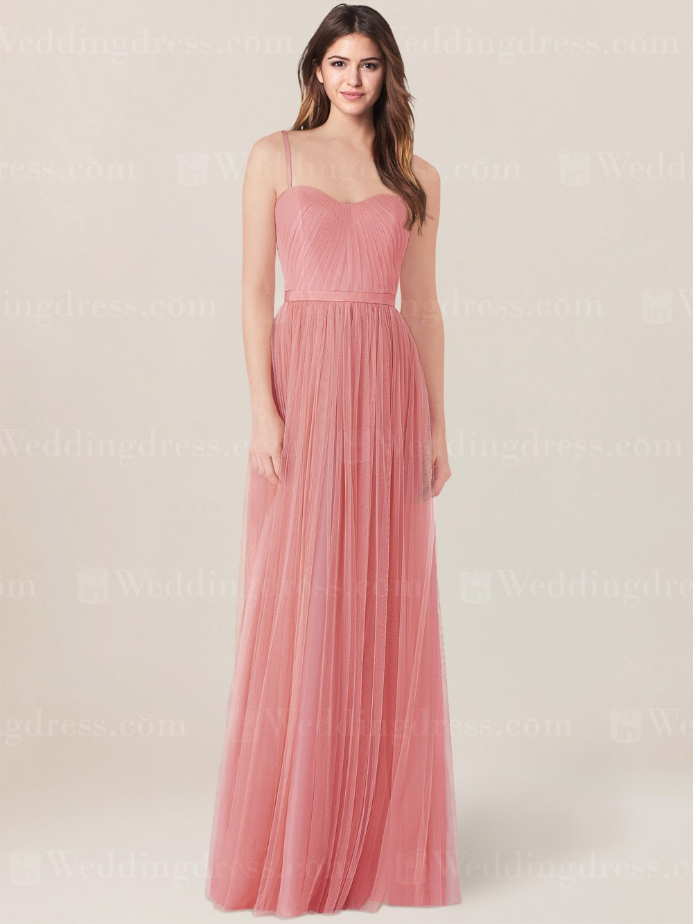Tulle unique bridesmaid dress 119 ombrellifo Choice Image